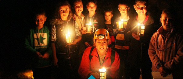 Learn about Waitomo Caves